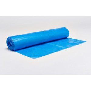 Мешки для мусора 60 л. синие 50 шт/рул Merida Economy