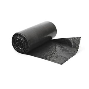 Мешки для мусора 60л. черные 50 шт/рул Merida Economy
