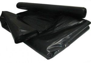 Мешки для мусора 240л. черные 20шт/пласт Merida Optimum
