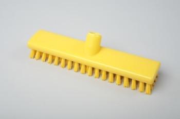 Щетка–скраб 300 х 60 мм(желтый)