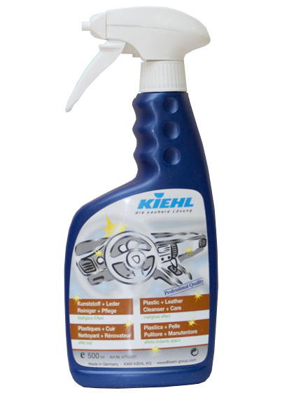 Kunststoffreiniger und pflege 0,5 л. Очиститель и уход для пластика и кожи Kiehl