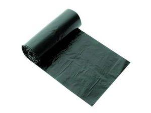 Мешки для мусора 30л. черные 50 шт/рул Merida Economy