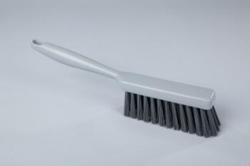 Профессиональная ручная щетка-сметка (цвет серый)