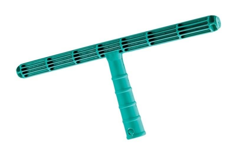 Держатель шубки-щетки для окон 35 см. пластик Rindo