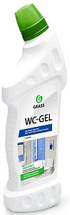 WC-gel 0,75 л. Средство для чистки сантехники Grass