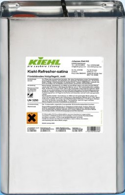 Refresher -Satina 2,5л. Поверхностная мясляная плёнка, матовая Kiehl