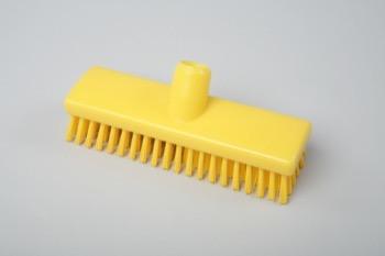Щетка–скраб 225 х 60 мм (желтая)