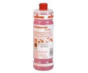 Sanpurid-Citro 1 л. Средство для чистки санитарных помещений с лимонным запахом Kiehl
