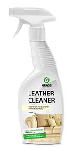 Leather Cleaner 0,6л. Очиститель-кондиционер кожи Grass