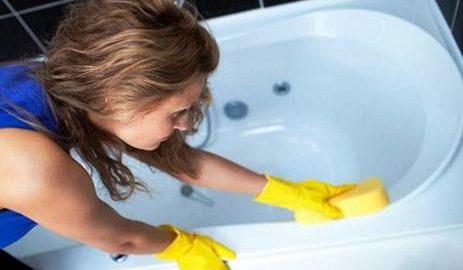 Еще один совет, не маловажный, как правильно ухаживать за акриловой ванной?