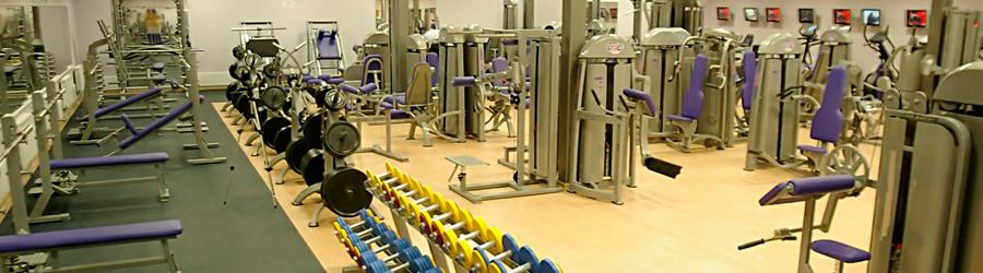 Уборка фитнес центров