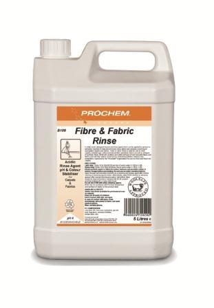 Fibre & Fabric Rinse 5 л. Ополаскиватель для ковров PP