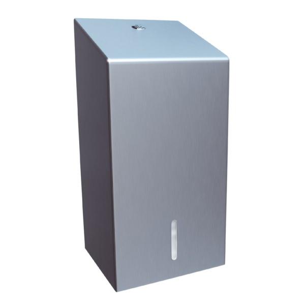 MERIDA диспенсер туалетной бумаги в листах металлический (матовый)