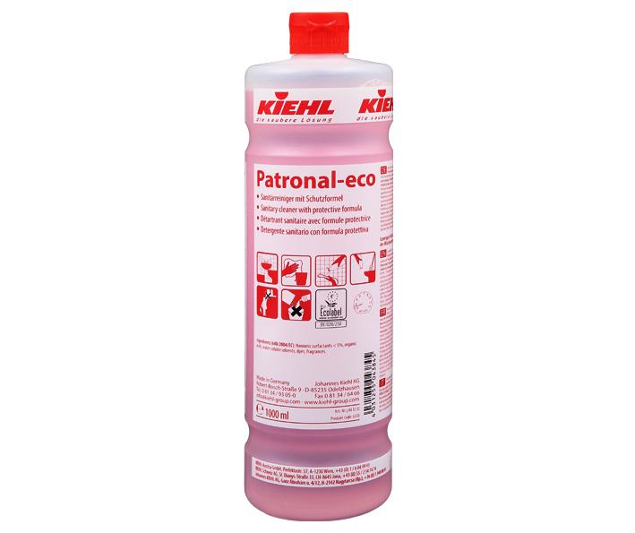 Patronal-Eco 1 л. Ср-во с защитным эффектом для чистки санит. помещений  Kiehl