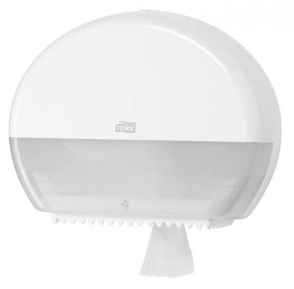 TORK диспенсер для туалетной бумаги в мини-рулонах, белый