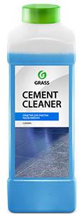 Clean glass 0,6л. Средство для очистки стекол и зеркал Grass