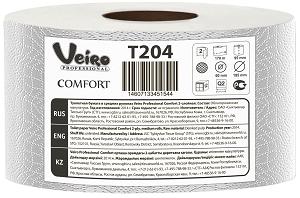 Veiro Professional comfort туалетная бумага 2сл.170 м(1уп/12рул)