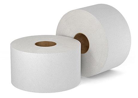 Туалетная бумага супербелая премиум 2 сл. 200 м(1уп/12рул)