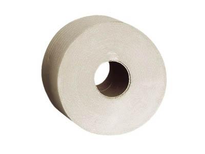Туалетная бумага  1сл 200 м, Эконом серая (1уп/12рул)
