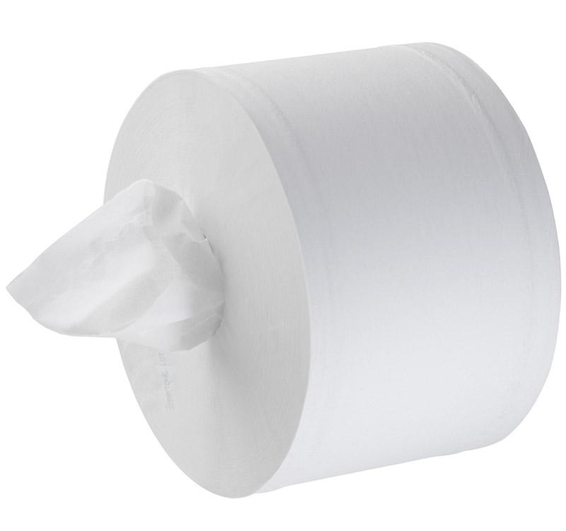 Туалетная бумага с внутренней вытяжкой 2- сл. 207м(1уп/6рул)