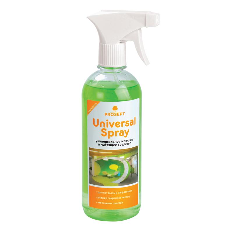 Universal Spray. 0.5 л. Универсальное моющее и чистящее средство Prosept