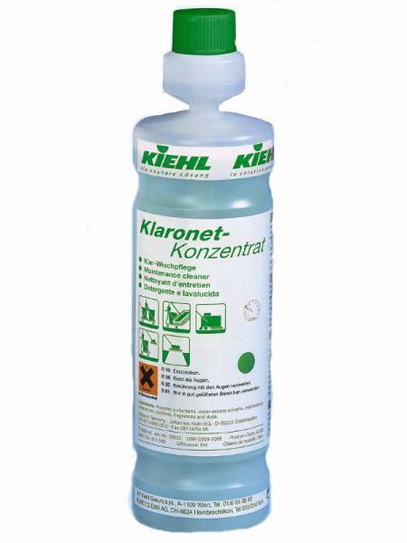 Klaronet-Konzentrat 1 л. Чистка и уход за блест. полами Kiehl