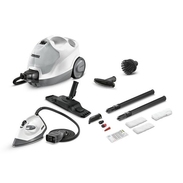 Пароочиститель Karcher SC 4 Premium Iron Kit