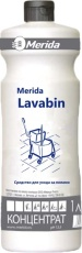Lavabin 1 л. Средство для ухода за полами Merida