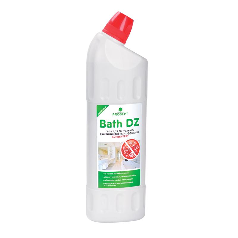 Bath DZ 1 л. Средство для мытья и антимикробной обработки сантехники Prosept