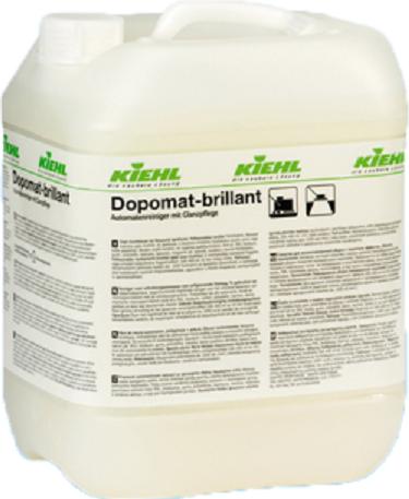 Dopomat-brillant 10 л. Средство для механизированной уборки с защитным эффектом  Kiehl