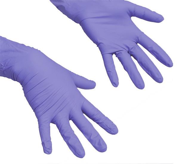Резиновые перчатки ЛайтТафф L