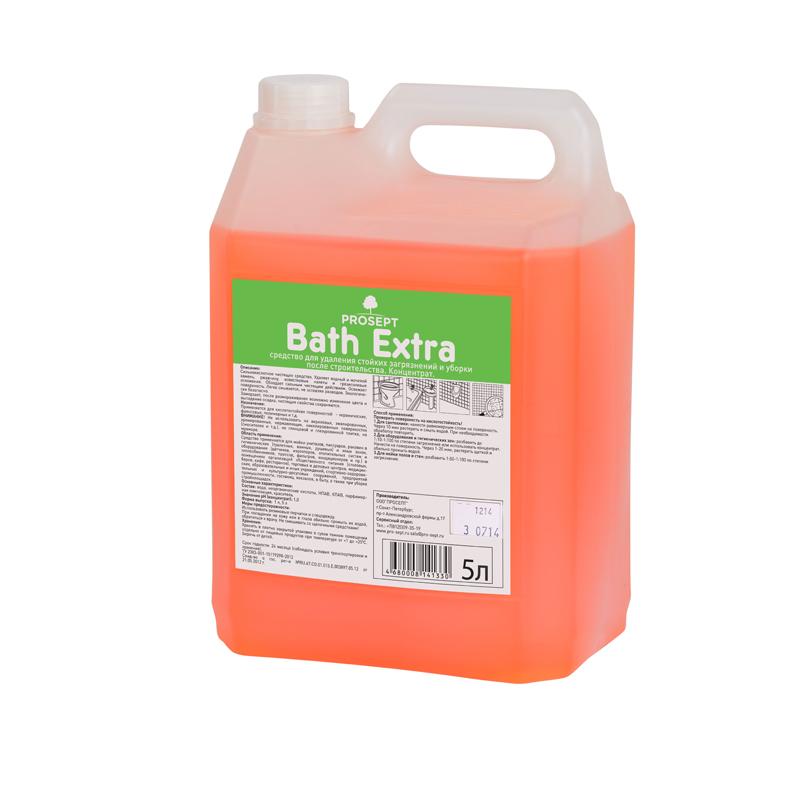 Bath Extra 5 л. Средство для генеральной уборки санитарных комнат . Prosept