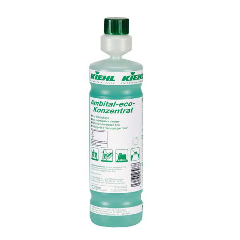 Ambital-eco-Konzentrat 1 л. Экологичное средство для мокрой уборки Kiehl