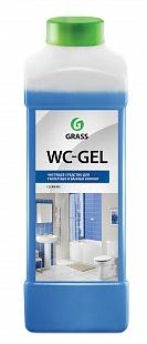 WC-gel 1 л. Средство для чистки сантехники Grass