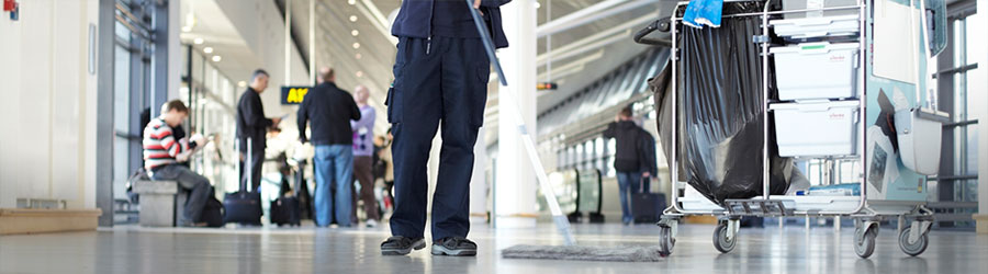 Уборка аэропортов